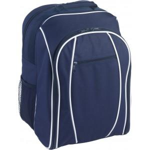 Piknik hátizsák, 4 személyes (25 db-os)
